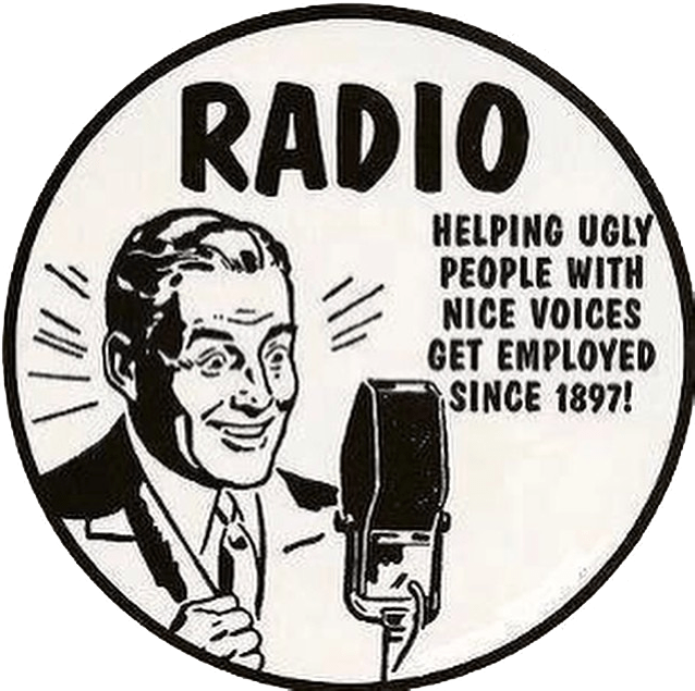 Speaker Radioröst